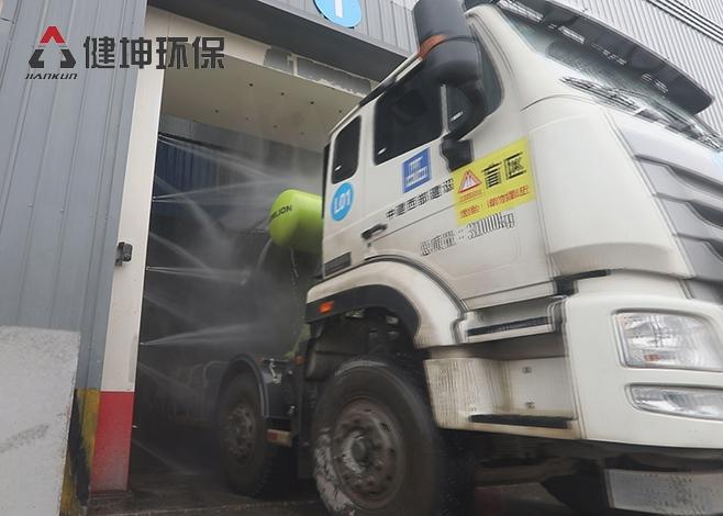 JKXC-260X嵌入式洗车机
