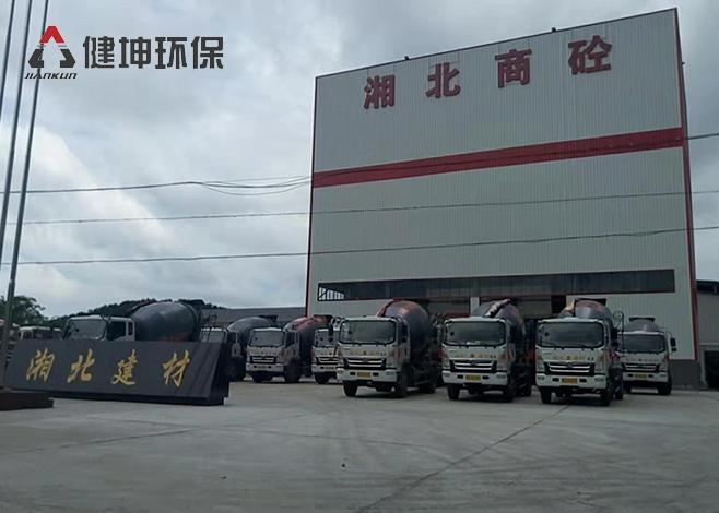 湘北建材 - 沙石分离机厂家
