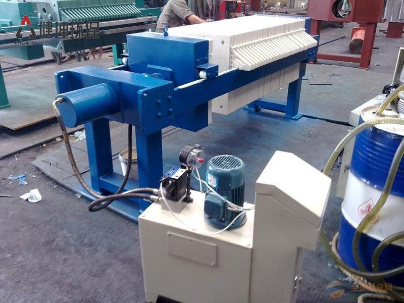 压滤机系统