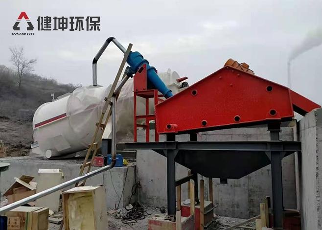 云南文山富宁 - 沙石分离机厂家