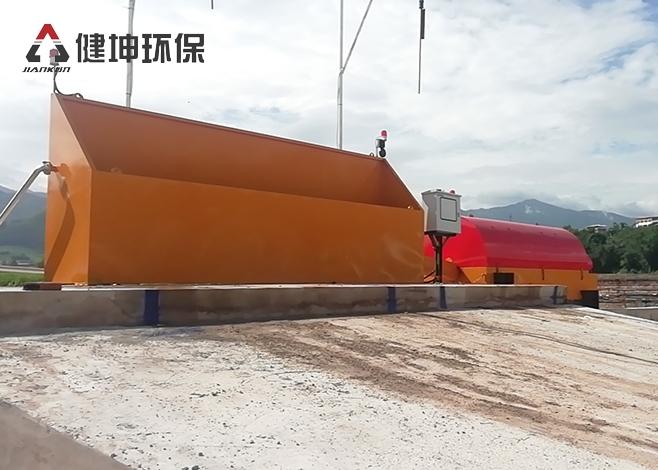 云南景谷恒源:砂石分离机30T
